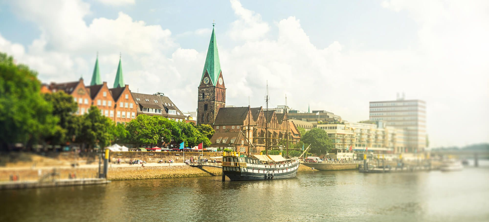 Bremen Weserufer